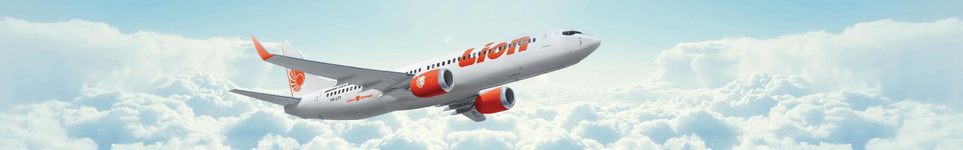 Lion Air Flight Ticket And Flight Schedule Airpaz