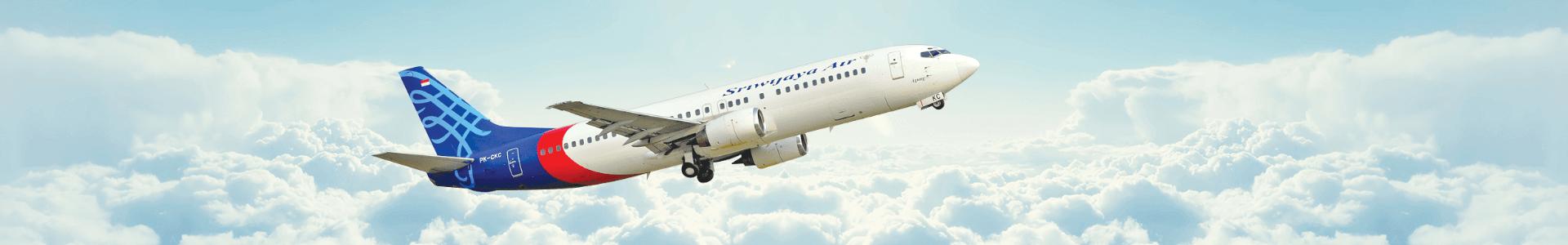 Sriwijaya Air Maskapai Penerbangan Terbaik Di Indonesia Dengan